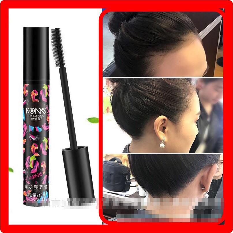 Mascara - Lược chải vuốt tóc mascara tạo nép tóc