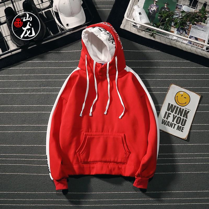 Áo hoodie kiểu dáng thời trang phong cách cho các cặp đôi - 14249810 , 2445121067 , 322_2445121067 , 545300 , Ao-hoodie-kieu-dang-thoi-trang-phong-cach-cho-cac-cap-doi-322_2445121067 , shopee.vn , Áo hoodie kiểu dáng thời trang phong cách cho các cặp đôi