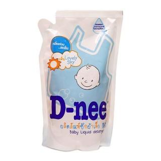 Nước giặt xả Dnee gói xanh 600ml (M159)