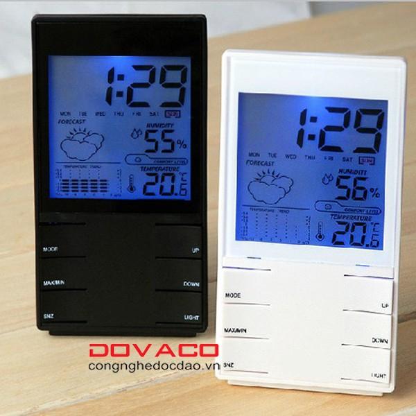 Máy đo độ ẩm, nhiệt độ V2