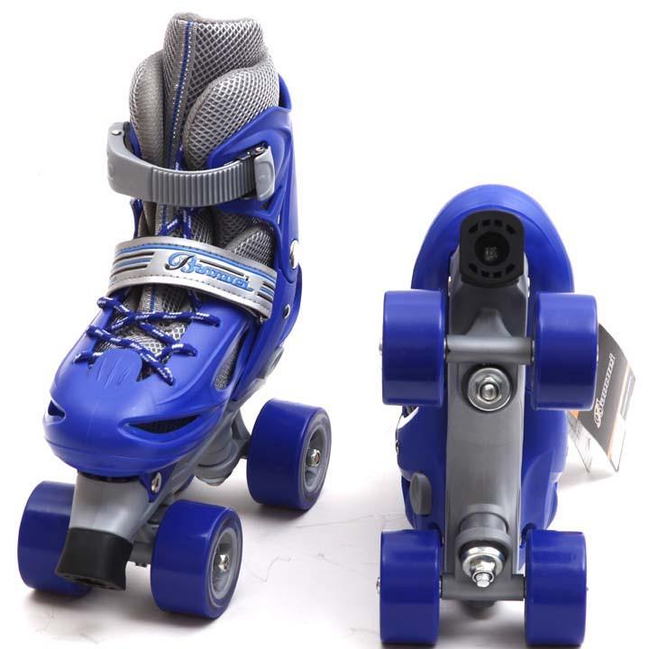 Giày patin 2 hàng bánh trẻ em đi được luôn không sợ ngã