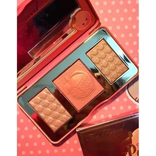 Bảng Phấn Má Highlight too faced sweet peach glow palette thumbnail