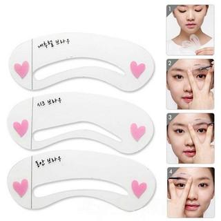 (QA) Khuôn vẽ lông mày Hàn Quốc-1