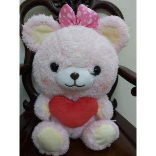 E gấu ôm tim của Amuse