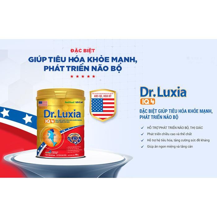 Sữa DR.LUXIA IQ 4 900g
