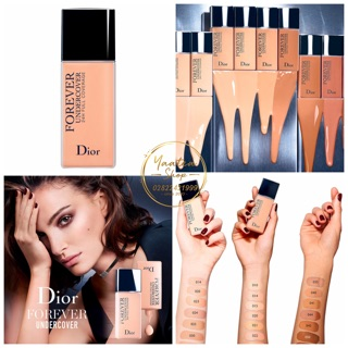 Kem nền Dior Forever Undercover thumbnail