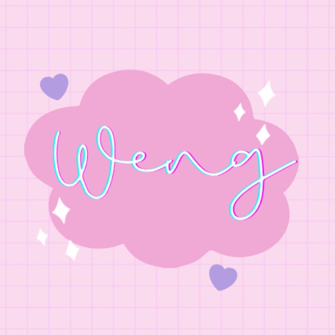 WengWengShop x Sugar N' Spice