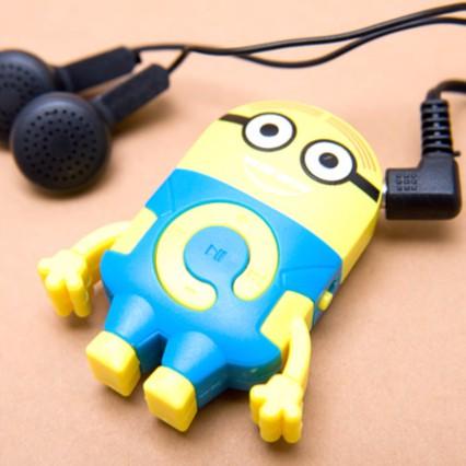 Máy nghe nhạc MP3 NVPRO Minion