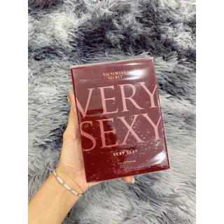 Nước hoa nữ FREESHIP Nước hoa Victoria s Secret Very Sexy 2018 Eau De P thumbnail