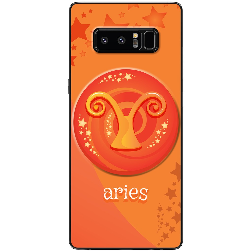 Ốp lưng Samsung Note 8 - Nhựa dẻo Aries new