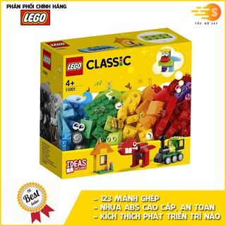 Bộ đồ chơi lắp ráp ý tưởng 123 mảnh ghép Lego Classic 11001