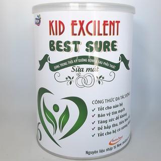 Sữa bột Best Sure cho người già, người bệnh, ăn kém lon 900g
