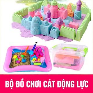 Bộ đồ chơi cát động lực kèm phao cho bé giá giảm rẻ