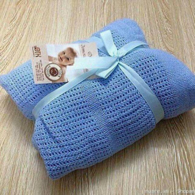 Chăn lưới xuất Nga cho bé