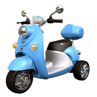 Đồ chơi xe điện moto vespa (5 màu) VBC-EM-12