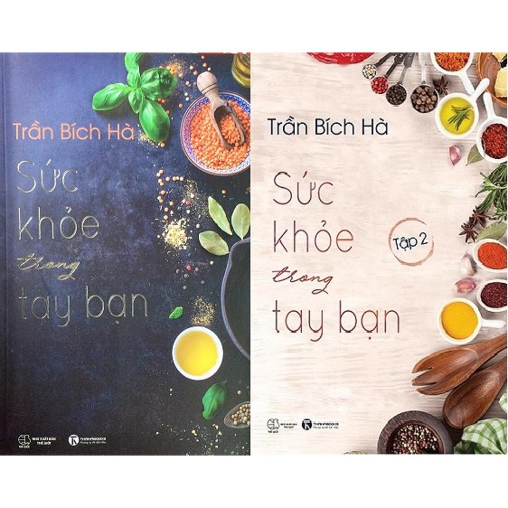 Sách - Combo Chăm Sóc Sức Khỏe - Sức Khỏe Trong Tay Bạn (Trọn Bộ 2 Tập)