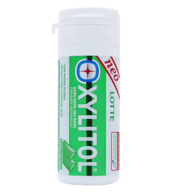 Kẹo gum không đường hương bạc hà chanh Xylitol Lotte 26,1g - 2578574 , 391163513 , 322_391163513 , 25000 , Keo-gum-khong-duong-huong-bac-ha-chanh-Xylitol-Lotte-261g-322_391163513 , shopee.vn , Kẹo gum không đường hương bạc hà chanh Xylitol Lotte 26,1g