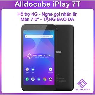 Máy tính bảng Alldocube iPlay 7T có 4G LTE mới 100% - Nghe gọi như điện thoại thumbnail