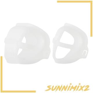 (hàng Mới Về) Set 2 / 10 Mặt Nạ Môi Sunnimi Hỗ Trợ Cho Môi Tiện Dụng