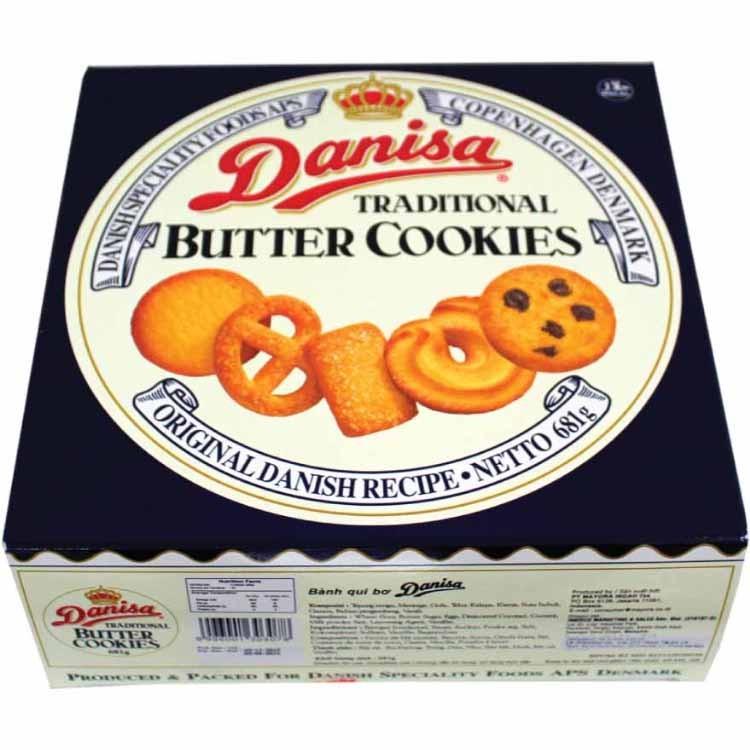 Bánh quy bơ Danisa các hộp thiếc 681g - 2465898 , 120561480 , 322_120561480 , 175000 , Banh-quy-bo-Danisa-cac-hop-thiec-681g-322_120561480 , shopee.vn , Bánh quy bơ Danisa các hộp thiếc 681g