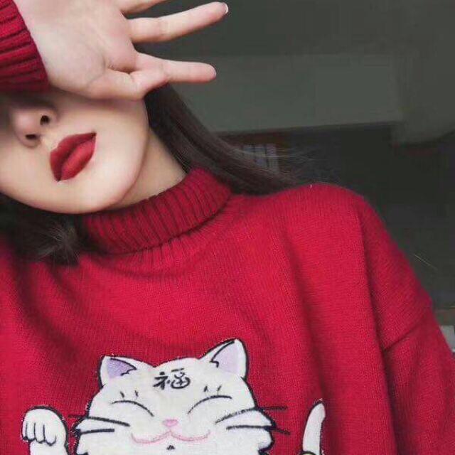 Áo mèo Thần Tài đón Tết