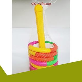 [RẺ CỰC RẺ] Bộ đồ chơi ném vòng Kagonk 0198 siêu rẻ