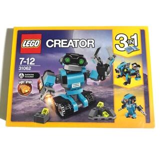 LEGO 31062 Robot Thăm Dò (Robo Explorer) – 205 chi tiết