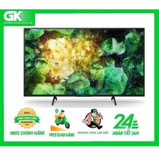 55X7400H-MIỄN PHÍ CÔNG LẮP ĐẶT-Android Tivi 4K Sony 55 Inch KD-55X7400H thumbnail