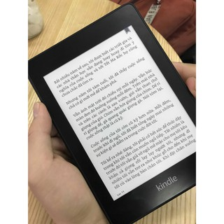 Máy đọc sách Kindle paperwhite gen 4 10th chính hãng