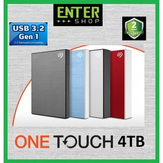 ổ cứng di động Seagate One Touch 4TB USB 3.2 tặng kèm túi chống sốc
