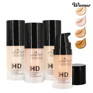 WIS 15ml Face Skin Concealer Liquid Foundation Moisturizing Makeup Cosmetic BB Cream