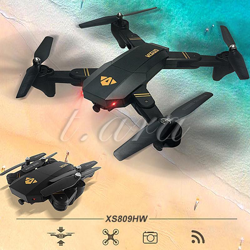 UAV 0.3MP LED Lighting Intelligent Drone