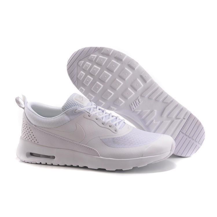 <AA> Nike Air Max 87 90 Thea สีขาวทั้งชายและหญิง