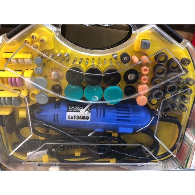 Bộ máy khoan, cắt, mài, khắc đa năng mini LX134MO - 3379865 , 1238797141 , 322_1238797141 , 590000 , Bo-may-khoan-cat-mai-khac-da-nang-mini-LX134MO-322_1238797141 , shopee.vn , Bộ máy khoan, cắt, mài, khắc đa năng mini LX134MO