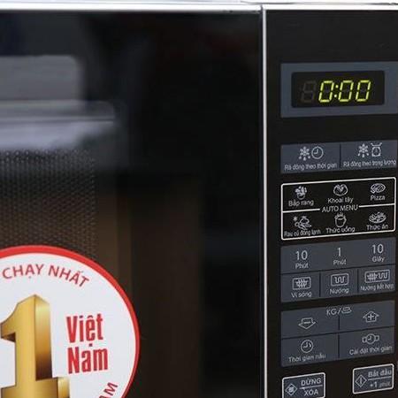 [Mã 157ELSALE hoàn 7% đơn 300K] Lò Vi Sóng Điện Tử Có Nướng Sharp 20 Lít - Hàng chính hãng