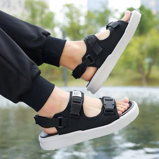 Giày Sandal Nam đế cao năng động MWC NASD- 7045 thumbnail