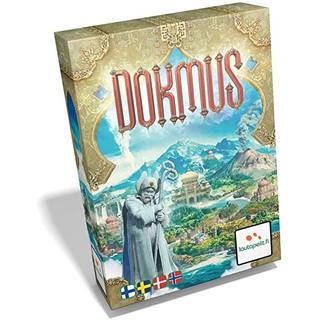 Dokmus – Trò chơi board game