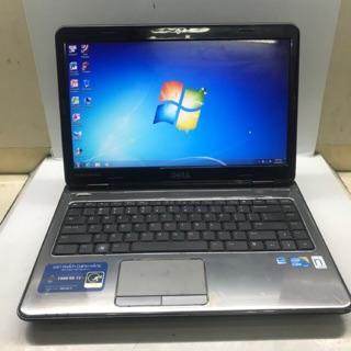Máy laptop Dell Inspiron 14R N4010 Intel Core i3-350M 2.26GHz, 2gb ram, 250gb hdd, vga ati Radeon hd 5470, 14 inch, Khỏe
