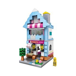 Bộ đồ chơi lắp ráp Cửa hàng kẹo ngọt LOZ 1606 - 346 chi tiết