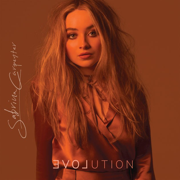 Sabrina Carpenter - EVOLution - Đĩa CD