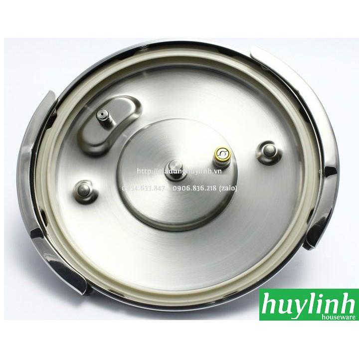 Nồi áp suất nhôm đáy từ Tiross TS9482 - TS9482 (4.8 lít - 5.8 lít) - Made in Hàn Quốc