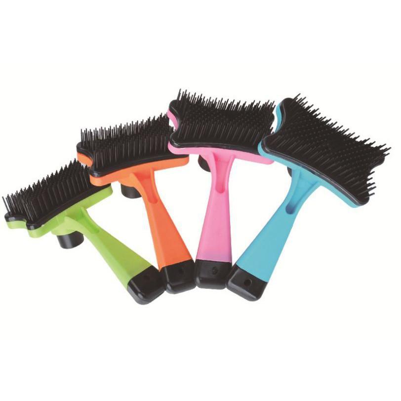 [HẤP DẪN] Lược nhựa chải lông tự làm sạch đa chức năng BÁN CHẠY
