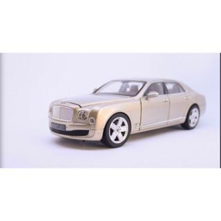 Xe mô hình tĩnh Bentley Mulsane
