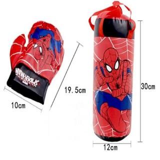 Găng túi boxing tập luyện thể thao cho bé