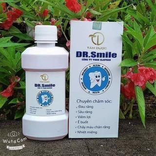 Tinh dầu chăm sóc răng miệng họng DR.Smile .