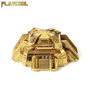 Đồ chơi mô hình lắp ráp kim loại Starcraft Lô cốt MU (N014)
