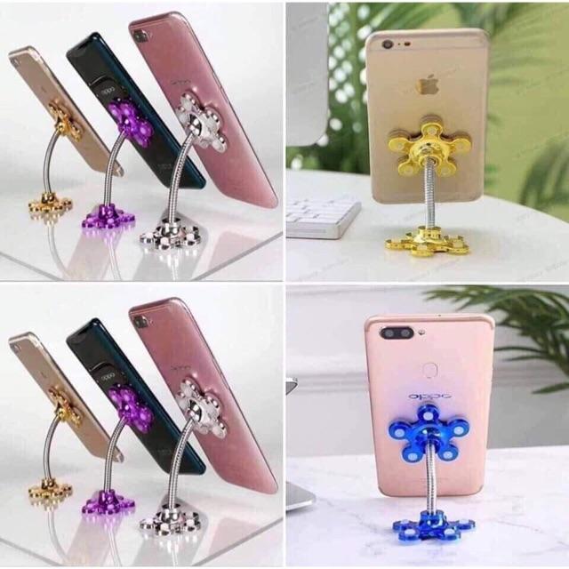 Giá đỡ điện thoại hình hoa