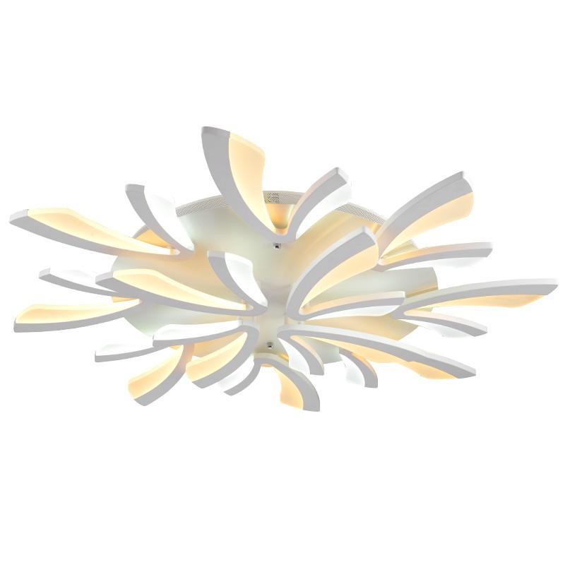 Đèn Ốp Trần - Đèn Led Ốp Trần Trang Trí Phòng Ngủ Phòng Khách Sử Dụng Điều Khiển Chiết Áp Điều Chỉnh Ánh Sáng 3 Chế Độ