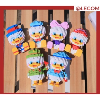 [ORDER] Mô hình Lego trưng bày chuột Mickey_full box kèm giấy hướng dẫn lắp ráp