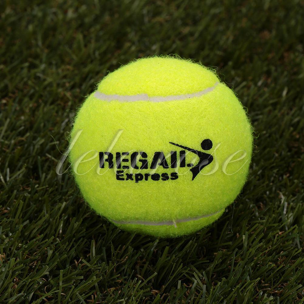 Training Tennis Ball High Elasticity Outdoor Exercise Adults Training Learning